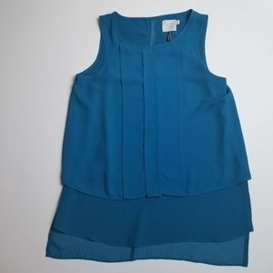 Anthropologie HD in Paris Sleeveless Blouse